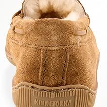 on outdoor piled sheepskin shoe size slip slipon slipper sole suede teen up warm wide width wool
