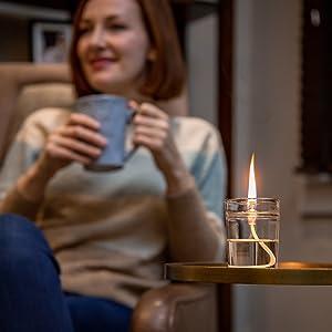 INDOOR FUEL oil lantern fuel candle oil lamp oil