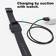suck with watch id205l charging magnetic