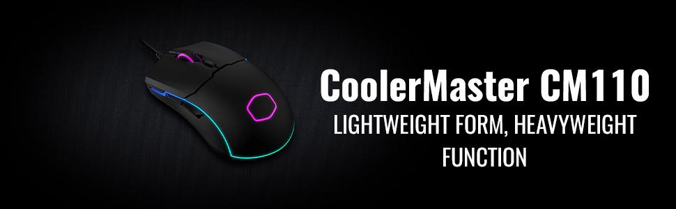 CoolerMaster CM110