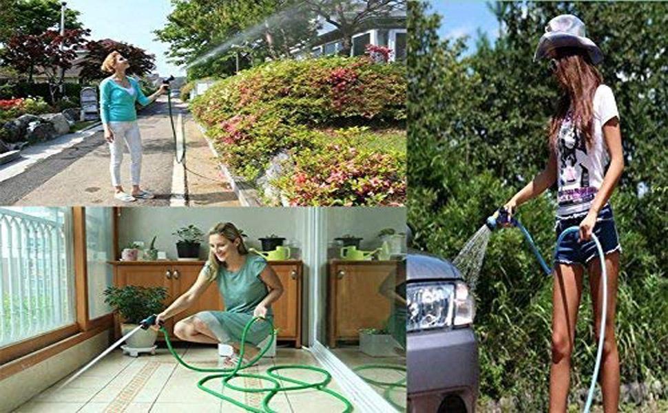 water pipe for garden floor wash