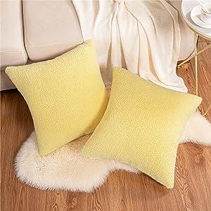 throw pillow cases
