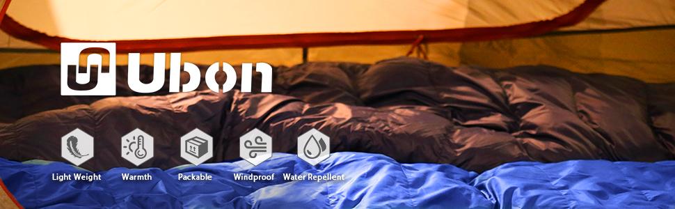 Ubon Warmth Sleeping Bag