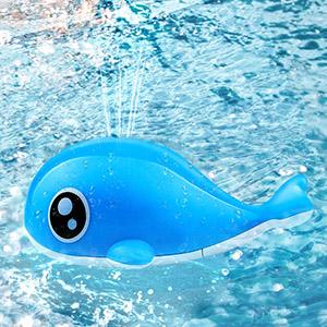 Sprinkler Bath Toy