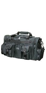 tf122, range bag, tactical bag, black range bag, small range bag, range bags, mens duffel bags