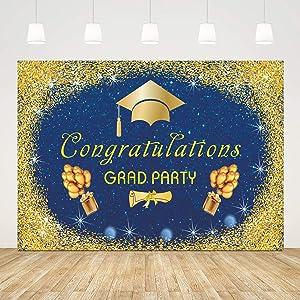 graduation backdrop