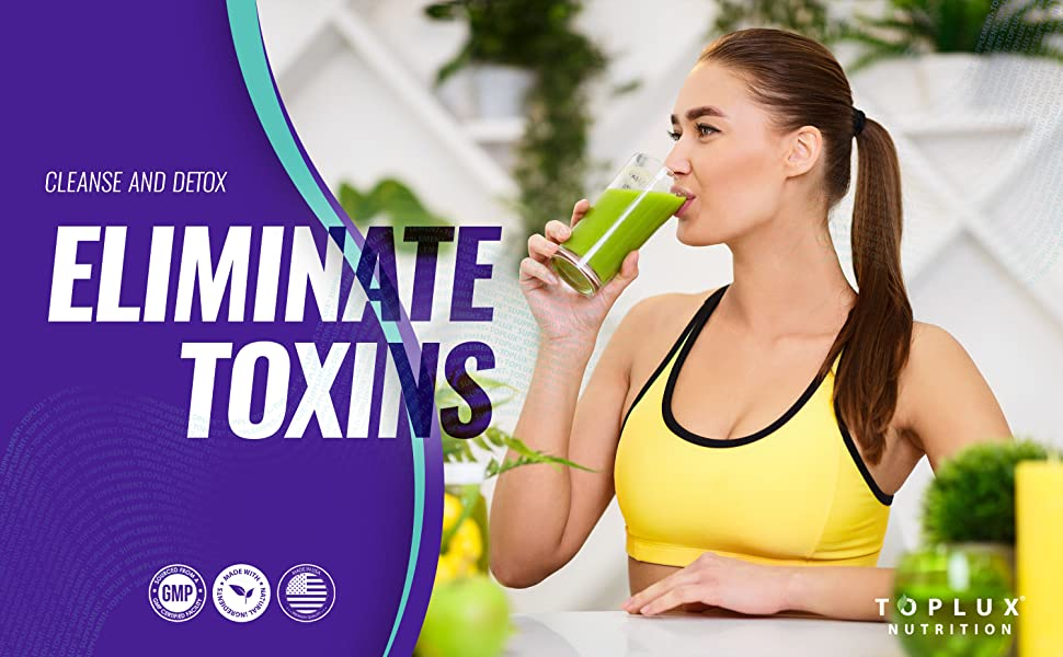 keto detox ketosis ketogenic cleanse toplux supplement