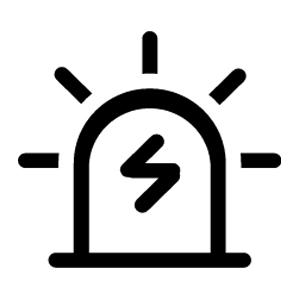 2 way radios with emergency alarm function