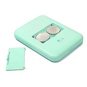 handheld compact mirror
