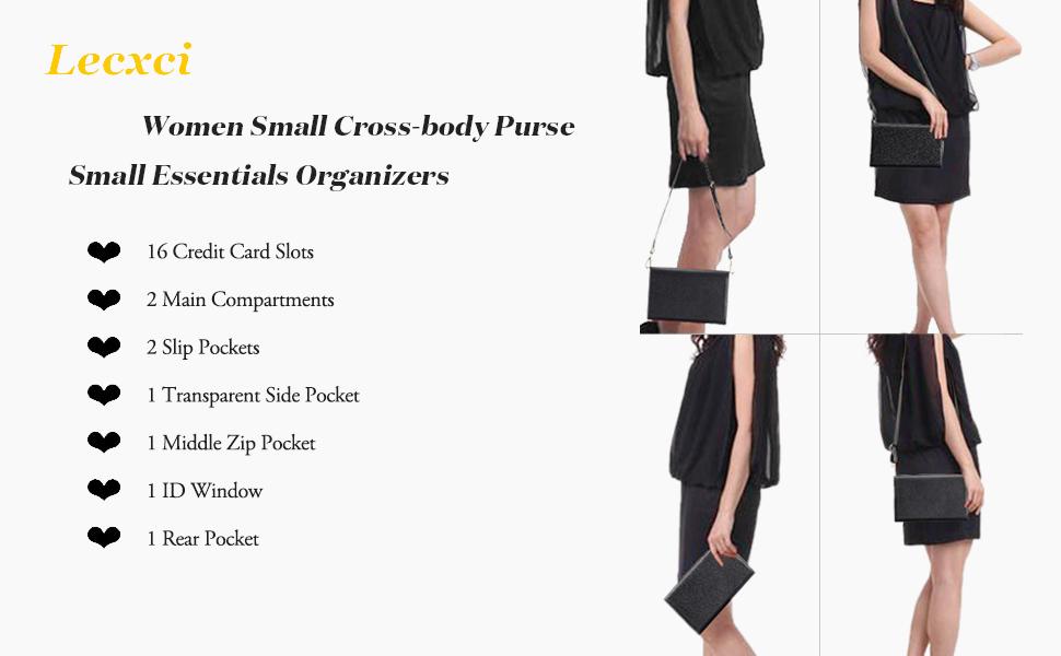 small crossbody purse