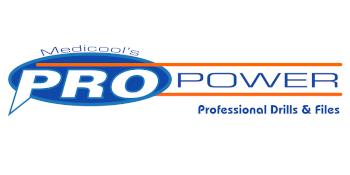 Medicool Pro Poer Professional Drills & Files