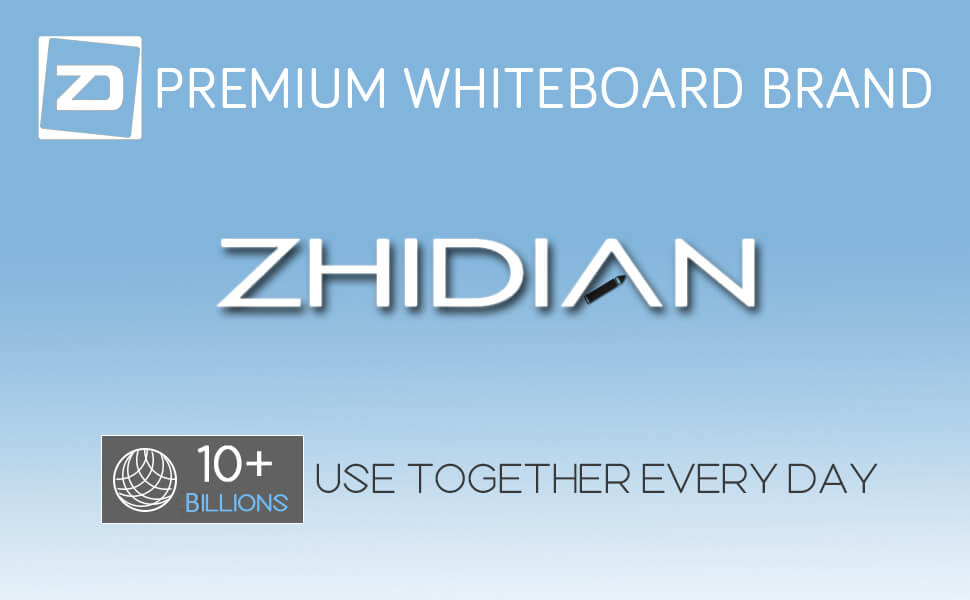 ZHIDIAN Glass Whiteboard