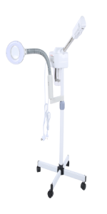 Beauty Magnifier Lamp, 3-in-1 5X Adjustable Lighted Desk