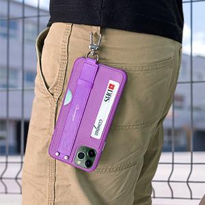 Phone 11 Pro Max Case Purple