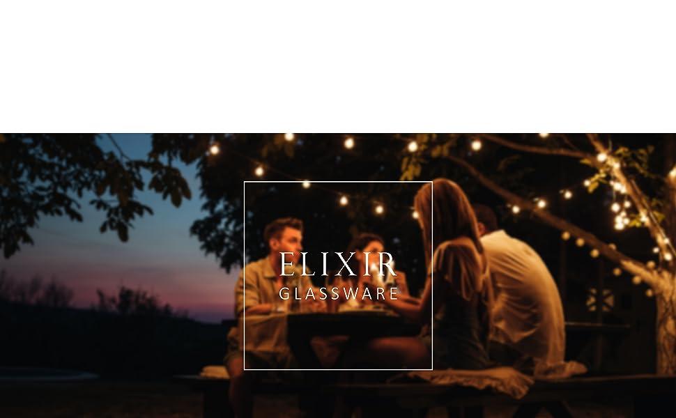 Elixir Glassware