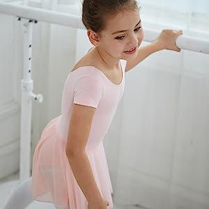short sleeve-pink