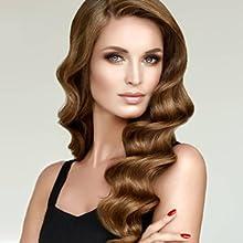 hair straightener for long wave