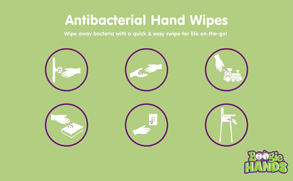 Wipe away dirt