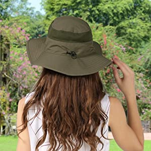 Multifunctional Sun Cap:Breathability,Lightweight amp; Packable,Removeable,Windproof amp; WATER REPELLENT