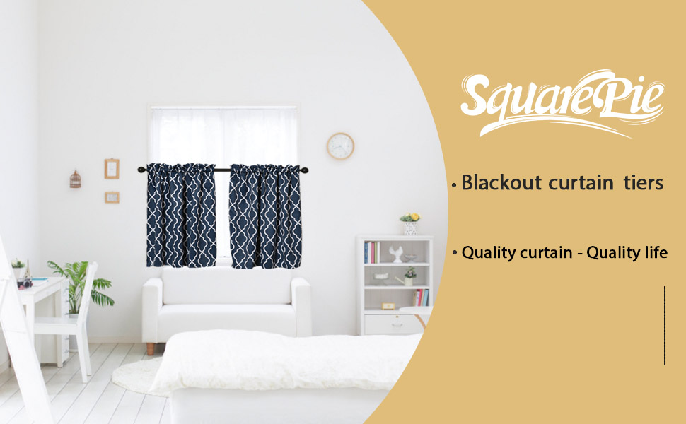Blackout Curtain Tiers