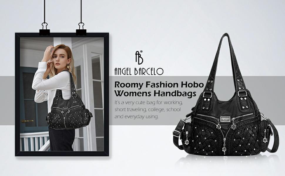 Angel Barcelo Handbags for Women