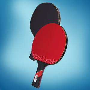 2 Table Tennis Paddles