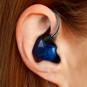 secure fit earphones