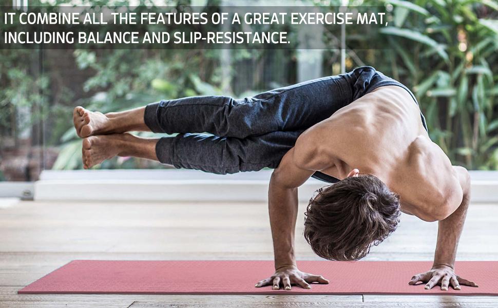 jels exercise mat