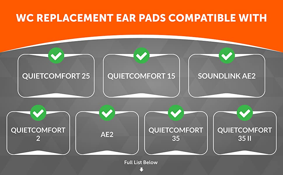 bose replacement ear pads snow camo