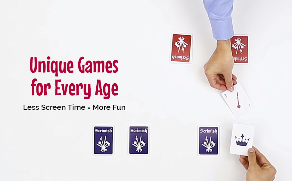 less screen time - more fun