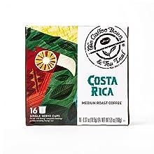Costa Rica Single Serve Kcups