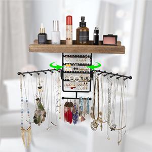 necklaces organizer holder
