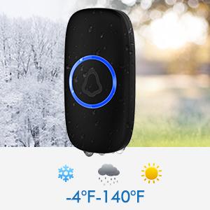 weatherproof button