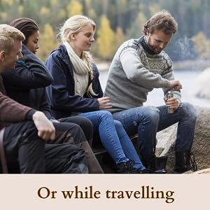 Eller när du reser