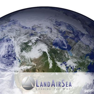 land air sea global tracking