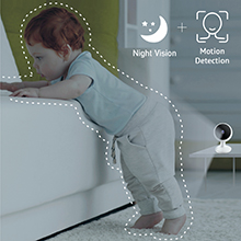 Flashandfocus.com f9d843f2-1000-464c-80d4-34e0c2a907de.__CR0,0,220,220_PT0_SX220_V1___ Laview Home Security Camera HD 1080P(2 Pack) Motion Detection,Include 2 SD Cards,Two-Way Audio,Night Vision,WiFi Indoor…