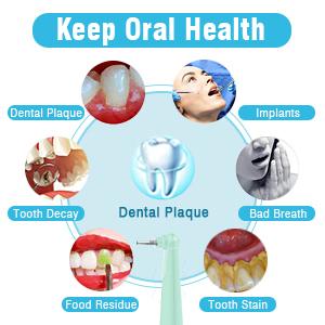 keep oral health