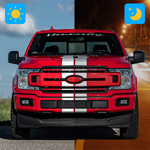 truck front camera