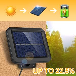 solar powered motion lights for outside