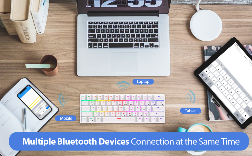 Multiple Bluetooth Connection