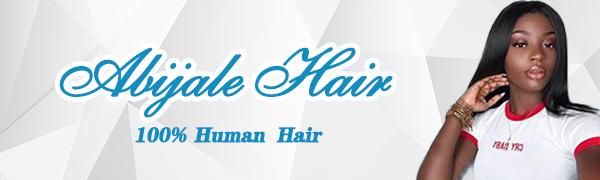 straight wig human hair