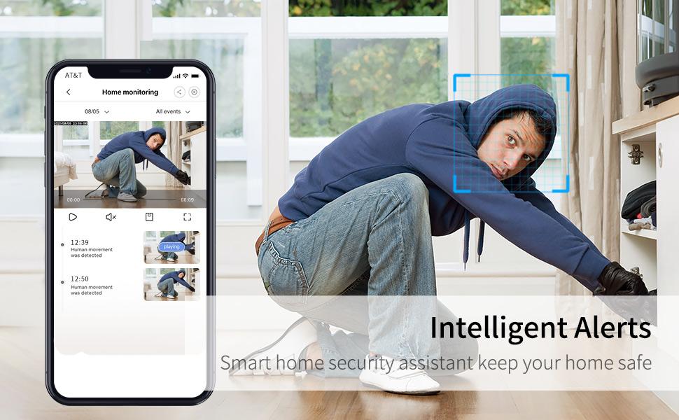 Smart wifi camera MI
