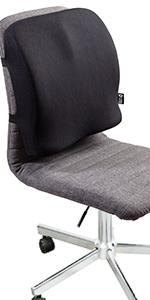 Back Cushion Lumbar Support