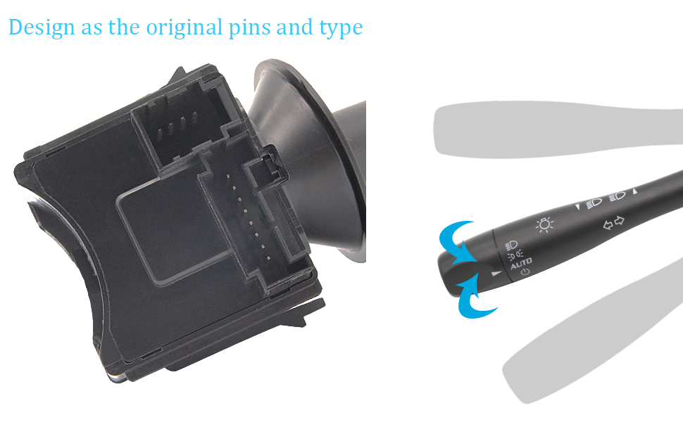 D6254E Turn Signal Switch