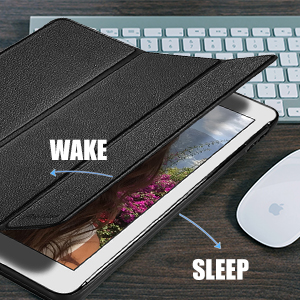 Support sleep/wake feature