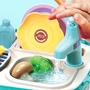 wash-up sink toys