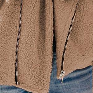 Coat Winter Boyfriend Winter Faux Coat