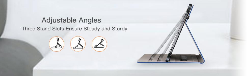 ZFTJ iPad Pro 12.9 S 2018 Blue