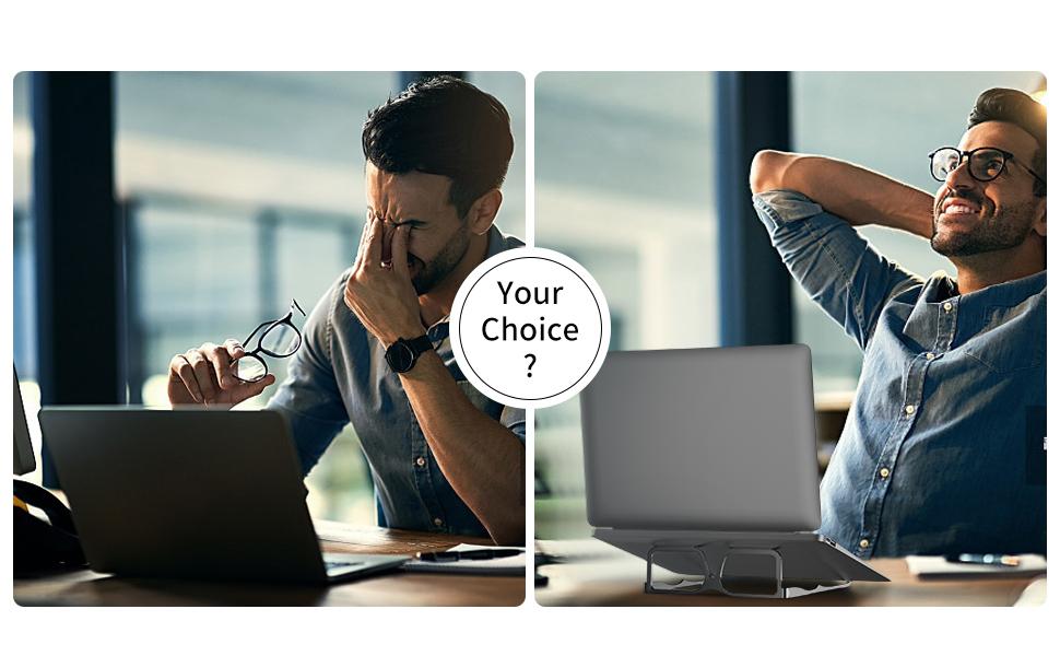 Support pour ordinateur portable MacBook Air Pro