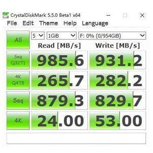 hard drive external ssd